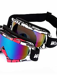 protection UV400 wolfbike lunettes de ski snowboard sports de plein air lunettes de skate ski de neige lunettes de soleil lunettes