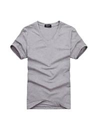 Heren T-shirt Sport Ademend / Sneldrogend Grijs M / L / Xl Recreatiesport - Overige