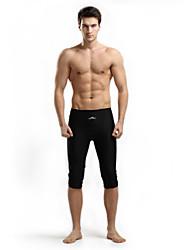 Bottoms Swimwear ( Preto ) - Homens - Impermeável / Resistente Raios Ultravioleta / Mantenha Quente