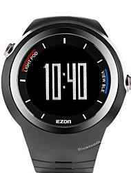 EZON mujeres y los hombres del deporte del cronógrafo multifuncional luminosa s2 reloj resistente al agua