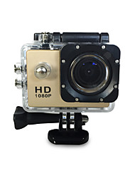 "RICH D10 SPORTS CAM/ Waterproof 30M/1080P HD video pixels/12.0Mega pixel/140°Wide Angle Lens/2.0"" LCD Screen"