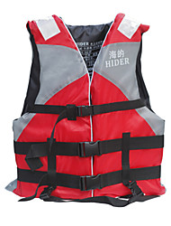 Safety Gear Red / Blue Plastic-Hider