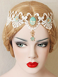 Luxury Lace Crown Swan Bride Headdress Ornaments
