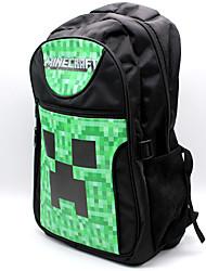 Tasche Inspiriert von Cosplay Cosplay Anime Cosplay Accessoires Tasche / Rucksack Rot / Gelb / Blau / Grün Makromolekularer Stoff Mann