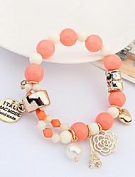 Fashion Jewelry High Quality Candy Rose Bracelet