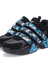 Men's Running Shoes Blue / White