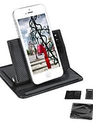 ziqiao universelle portable Handy-Auto gps-Halter Halterung 360-Grad drehbaren Antirutschmatte