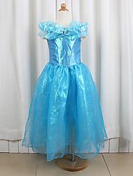 Cosplay - Bleu - Costumes de cosplay - Cinderella - pour Enfant