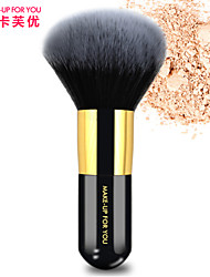 MAKE-UP FOR YOU 1Pcs Powder Brush Synthetic Hair