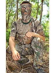 Men Outdoor Camouflage Breathable Suits Camo Hunting Fishing Suits Clothing(Short Sleeve Tshirt+Long Trousers)