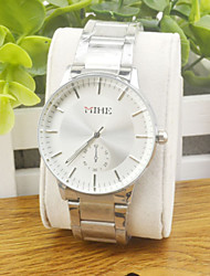 Men's fashion steel band watch Cool Watch Unique Watch