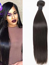 mayorista pelo peruano cabello humano recto PC 1 montón 6a peruano de primera calidad