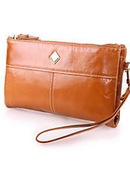 Minaudière / Portefeuille / Etui à Carte & Pièce d'Identité / Mini Sac de Poignet / Porte-chéquier / Mobile Bag Phone -Double