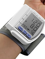 CK®1 PC Sphygmomanometer Digital LCD Wrist Blood Pressure Monitor Health Care Monitors