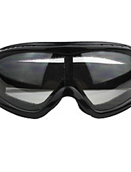 Outdoor Cycling Windproof PVC Lens Goggles Glasses
