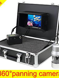 Fish Finder   Underwater Camera  100m Sony CCD 360 Rotatable Fish Camera Underwater Video Monitor System Freeship