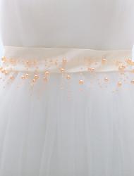 Bead Wedding / Party/ Evening Sash - Beading Women's Sashes