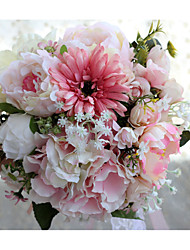 Wedding Flowers Round Peonies Bouquets