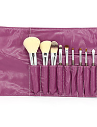 Professional Makeup Brushes Set 10 Pieces Makeup Tools Kit with Case