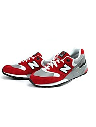 Men's Indoor Court Shoes Rubber Red