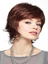 colore colorato popolare affascinante parrucca corta syntheic