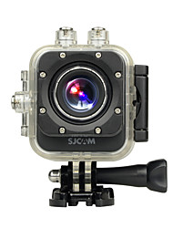 SJCAM M10+ Sports Action Camera 12MP 1920 x 1080 Waterproof / Convenient / wireless / USB 60fps / 30fps / 120fps 4x 1.5 CMOS 32 GB H.264