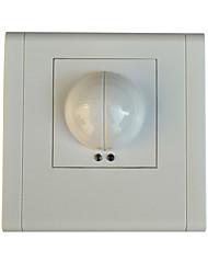 Jiawen 8.6X8.6CM  Microwave radar detector human body displacement sensing delay switch