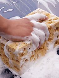 Super esponja de lavagem de carro resistente ao desgaste que levará os corais esponja grossa