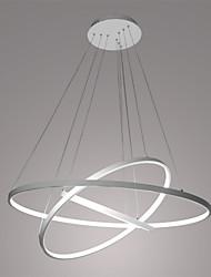 90WPendant Light Modern Design/ LED Three Rings/ 220V~240/100~120V/Special for office,Showroom,Living Room