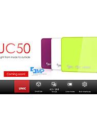 UNIC Newest DLP 800Lumens Digital 3D LED HDMI 1080P HD Pico Home Cinema Movie Projector ZHG-UC50