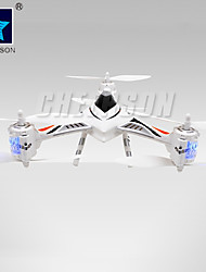 Cheerson CX33 2.4G 4 CH RC Helicopter Drones with Remote for Christmas (White)