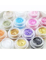 New LOVE ALPHA® 14 Eyeshadow Dry Eyeshadow Palette Powder Normal 1Pc