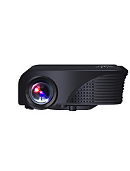 mini-hd projecteur 1080p 3000lm s320 eu / us technologie lcd vga usb tf hdmi