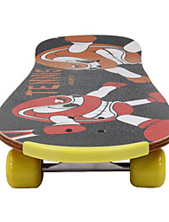 "Joerex® 30""China Maple Four Wheel Long board 5150"