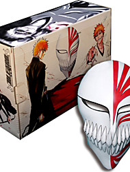 Bleach Kurosaki Ichigo Mask Red Resin More Accessories