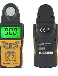 200klux numérique holdpeak sonomètre portable intensité lumineuse lux mètre HP-881C