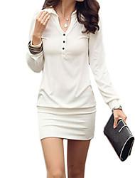 Women's Stylish Sheath Bodycon Dress