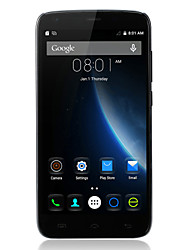 "DOOGEE DOOGEE T6 5.5 "" Android 5.1 Smartphone 4G (Due SIM Quad Core 8 MP 2GB + 16 GB Grigio)"