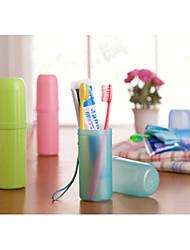 """Бутылка и чашка для путешествийForТуалетные принадлежности Пластик 7.9""""*2.2""""*2.2(20cm*5.5cm*5.5cm)"""