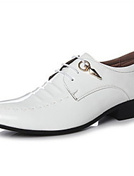 Men's Shoes Casual Oxfords Black / White