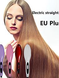 Electric Straight Comb Straight Hair EU Plug