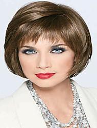 preço barato reta perucas sintéticas extensões mulheres senhora estilo bonito