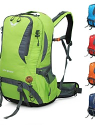 Daypack / Cycling Backpack Camping & Hiking / Dust Proof / Laptop Packs / Multifunctional / Moistureproof 35 L