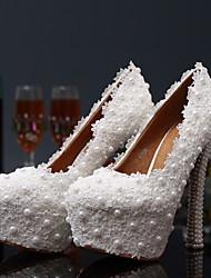 Women's Wedding Shoes Heels Heels Wedding / Party & Evening Red