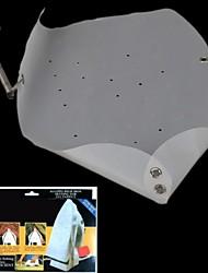 fer chaussure couverture étonnant bouclier téflon planche à repasser de l'aide à protéger les tissus de la chaleur en tissu sans les