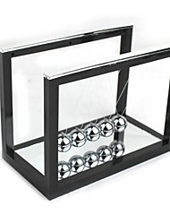 Newton Cradle Balance Balls Gift Office Home Desktop Decoration Black