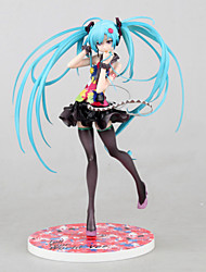 Vocaloid Hatsune Miku PVC Figures Anime Action Jouets modèle Doll Toy