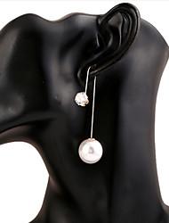 ZGTS Fashion Pearl Earrings