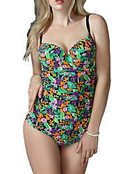 Women's Shaping Body Lovely Swimwear One-Piece Bathing Suit Swimsuit