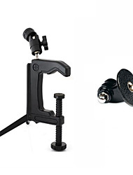 POPLAR Macro PTZ Camera Tripod Stand Clamp-frame Remake of The Self Desktop Tripod Mini Tripod